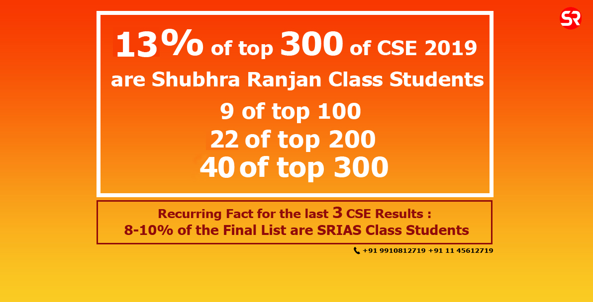 2019 CSE results